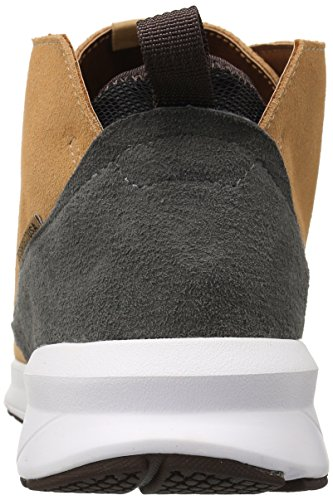 Dc Mens Pattino Skateboard Concio Tan