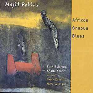 African Gnaoua Blues