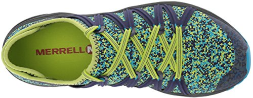 Merrell Riveter Tie Shoes Knit Women's Dye r1YfAq5rxw