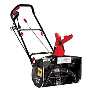 B00GAI4JOE_18″ 13.5AMP Elect Snow Thrower SJM988 By: Snow Joe Lawn & Garden Tools