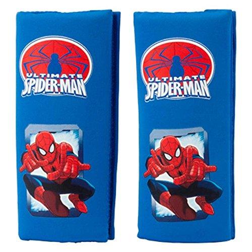 Spiderman SPID102 Mini Almohadilla Cinturó n Coches Universal
