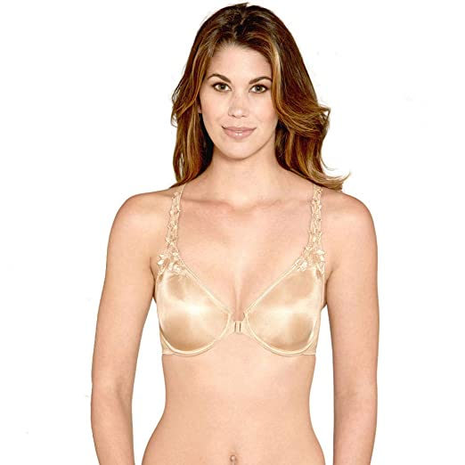 9bb0abce54 Dominique Seamless Front-Close Minimizer at Amazon Women s Clothing store