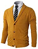 H2H-Mens-Basic-Shawl-Collar-Knitted-Slim-Fit-Cardigan-Sweaters-with-Ribbing-Edge