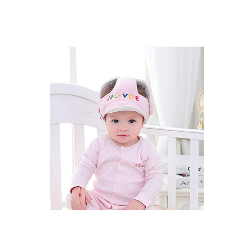 Baby Anti-Fall Head Protection Cap Baby Toddler Anti-Collision Hat Shatter-Resistant Hat Child Safety Helmet Head Cap Karry