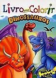 Livro Para Colorir. Dinossauros