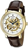 Rotary Men's gs90506/06 Analog Display Swiss Automatic Brown Watch