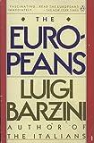 The Europeans, Luigi Barzini, 0140071504