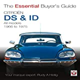 Citroen DS and ID, Rudy A. Heilig, 1845841387