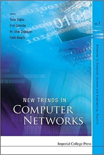 new trends in computer networks advances in computer science and