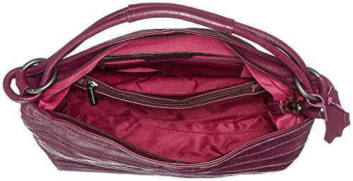 Think Bag, Borse a spalla Donna Rosa (Magnolia 38)