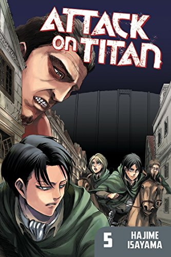 Attack on Titan 5