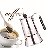 XUEXIN Stainless steel Moka pot/coffee maker/
