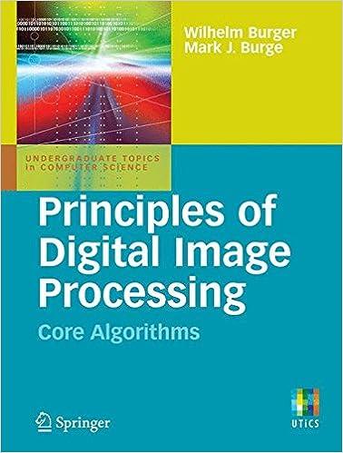 Principles of Digital Image Processing (Vol. 1-3)