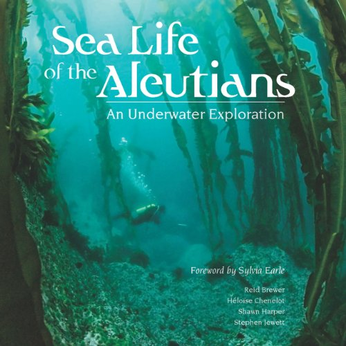 Sea Life of the Aleutians: An Underwater Exploration (Sg-Ed)