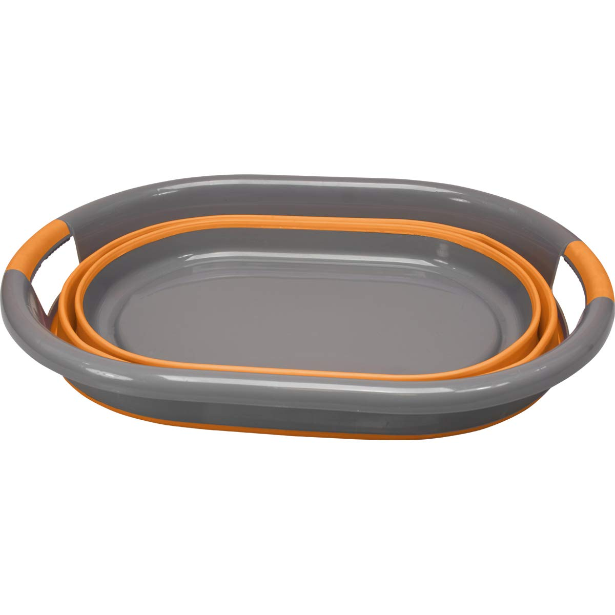 Sink Like Shape and TPR Construction for Camping UST FlexWare Collapsible Tub with Dual Handles Outdoor Survival and Home Hiking