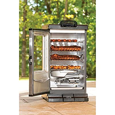 "Masterbuilt MB20072115 Bluetooth(r) 800W 30"" Digital Electric Smoker from Masterbuilt"