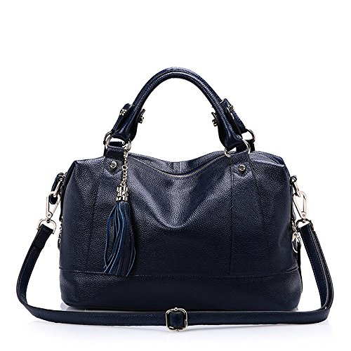 Bag Fashion Blue New Single Occasionnels Ladies Marine Bleu Sac Shoulder Minimaliste Navy GWQGZ pwgxTq