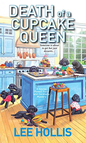 Death of a Cupcake Queen (Hayley Powell Mystery) -