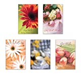 10 Get Well Cards with Envelopes - Boxed