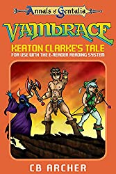 Vambrace: Keaton Clarke's Tale (Tales of Gentalia Book 1)