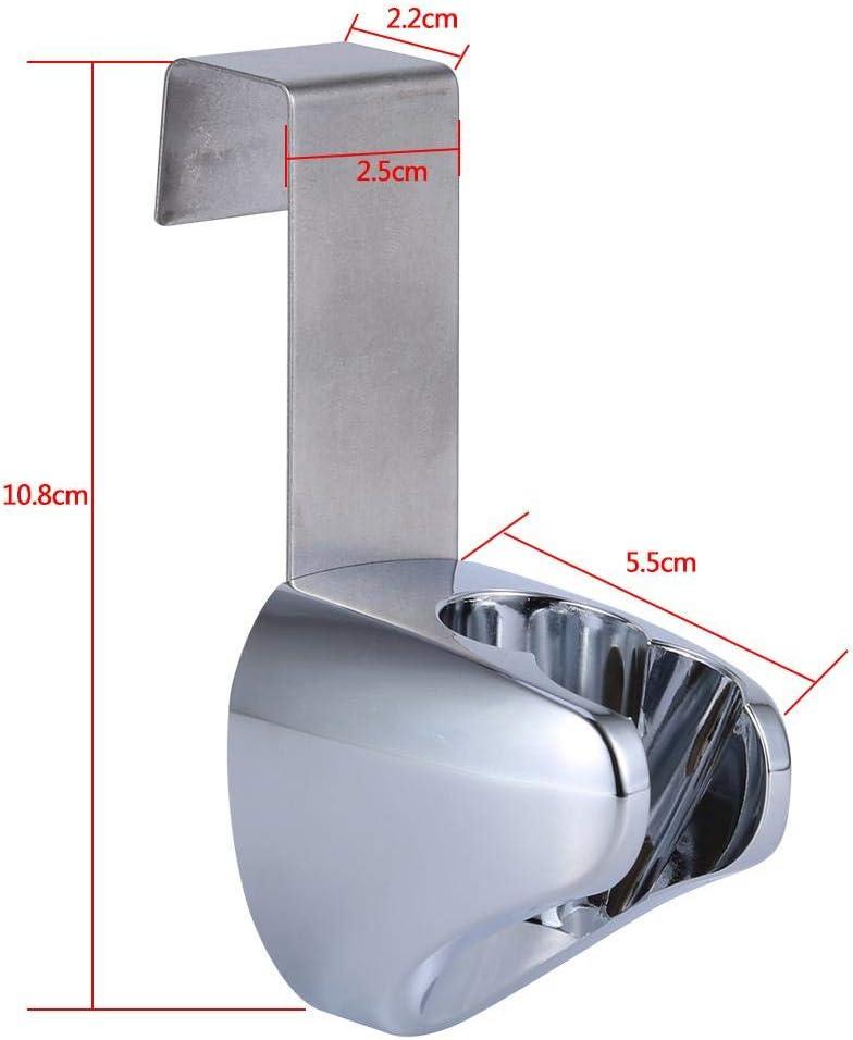 Amazon Com Asixx Toilet Bidet Sprayer Holder Toilet Sprayer Holder Stainless Steel Abs Holder Hook Hanger For Hand Shower Toilet Bidet Sprayer Brushed Nickel Two Position Home Kitchen