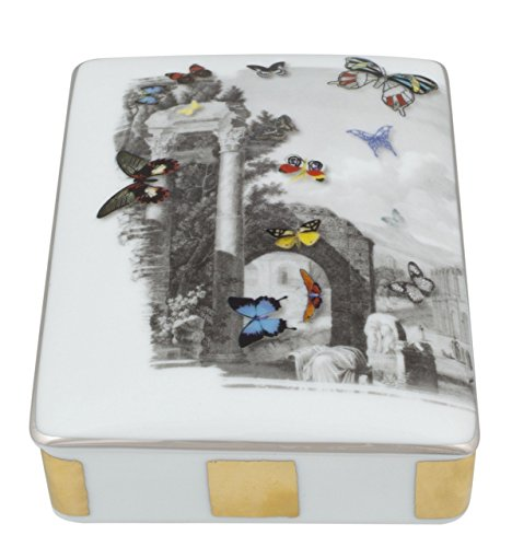 Vista Alegre Christian Lacroix Forum Card Box Arcos (Arch) by Vista Alegre