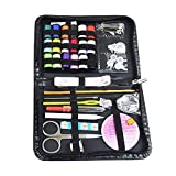 43Pcs Multi-function Sewing Box Kit Set for Quilting Stitching Hand Sewing Travel Tool Kit Outdoor Smart Equipment Sewing Supplies