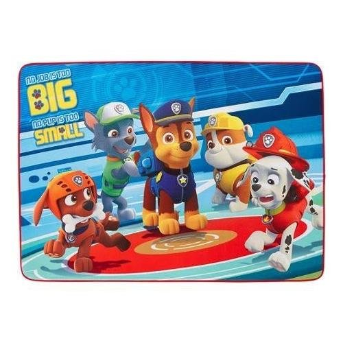 Paw Patrol Accent Room Rug 30 inches x 46 inches by Nickelodeon