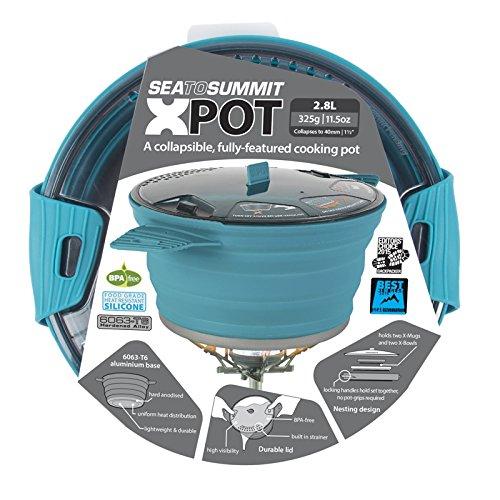 Sea To Summit X-Pot 2,8 Liter