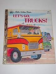 Let's go, trucks! av David Lee Harrison