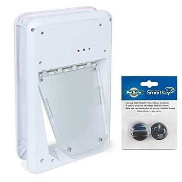 PetSafe electrónico smartdoor, automático Puerta de Perro y Gato ...