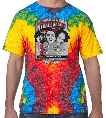Buy Cool Shirts After Party Tux Tuxedo Tie Dye T-Shirt, Woodstock, Kids Extra-Small (2-4)