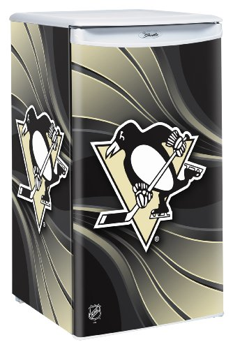 NHL Pittsburgh Penguins Portable Party Fridge, 15 - Outlets Pittsburg
