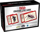 Dungeons & Dragons Spellbook Cards: Creature & NPC