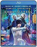 Ghost in the Shell (3D Blu-ray + 2D Blu-ray + Digital HD)