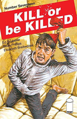 Book Kill Or Be Killed #17<br />ZIP