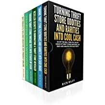 How To Make A Living Selling On eBay Box Set (6 in 1): Discover Over 200 Everyday Items To Buy Low And Sell For Huge Money On eBay (Profitable eBay Business, Make Money Online, Work From Home)