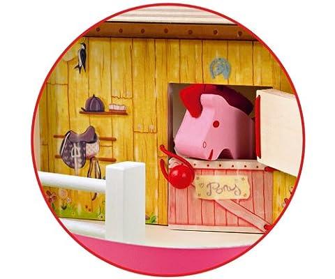 Kleinkindspielzeug SELECTA 5265 Mein erster Ponyhof ***NEU***