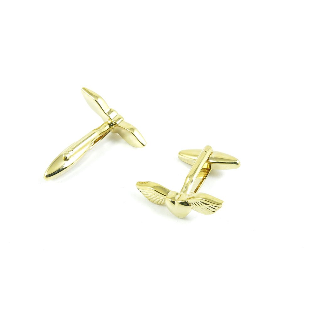 50 Pairs Cufflinks Cuff Links Fashion Mens Boys Jewelry Wedding Party Favors Gift WGI009 Golden Angel Wing Heart