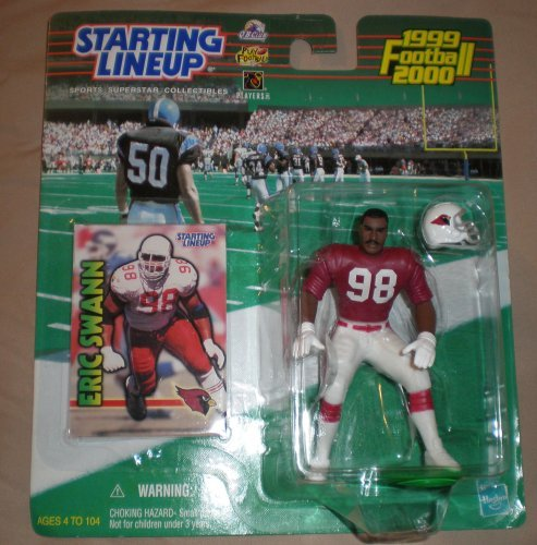 - 1999 Eric Swann NFL Starting Lineup Figure [Toy]