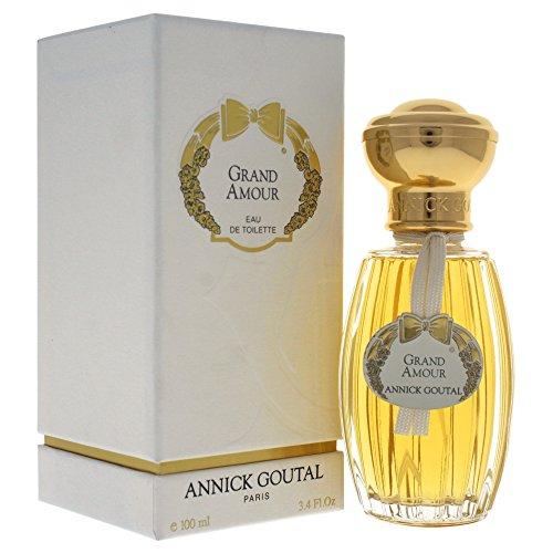 Annick Goutal Grand Amour Eau De Parfum Spray - Annick Goutal Grand Amour Eau De Toilette Spray, 3.4 Ounce