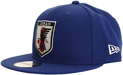 (ニューエラ) NEW ERA サッカー 日本代表 【9FIFTY SNAPBACK/BLUE】 SOCCER JAPAN