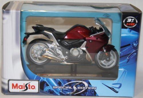 embalaje original Honda vfr1200f nuevo maisto moto modelo 1:18