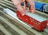 #5: Rix Products HO RAIL-IT Fast & EZ Car & Locomotive Rail Placement New Item 6280002