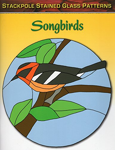 Songbirds (Stained Glass - Stained Songbirds Glass