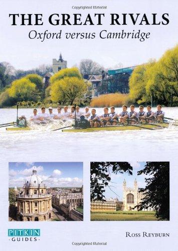 Download Great Rivals: Oxford versus Cambridge PDF