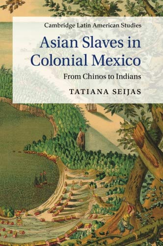 Asian Slaves in Colonial Mexico: From Chinos to Indians (Cambridge Latin American Studies) pdf