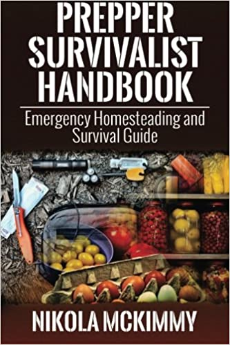 Prepper Survivalist Handbook: Emergency Homesteading And Survival Guide Free Download