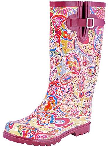 rain boots nomad - 9