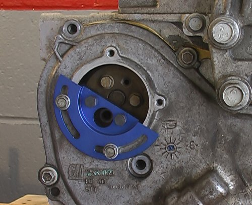 Lisle 13800 Water Pump Sprocket Holder For Gm Ecotec